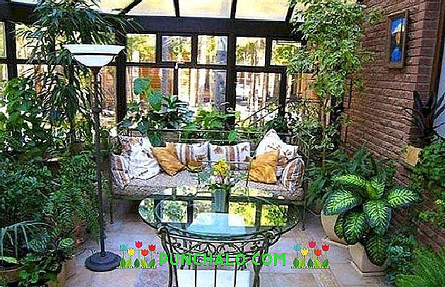Come Fare Una Veranda In Una Casa Di Campagna Foto