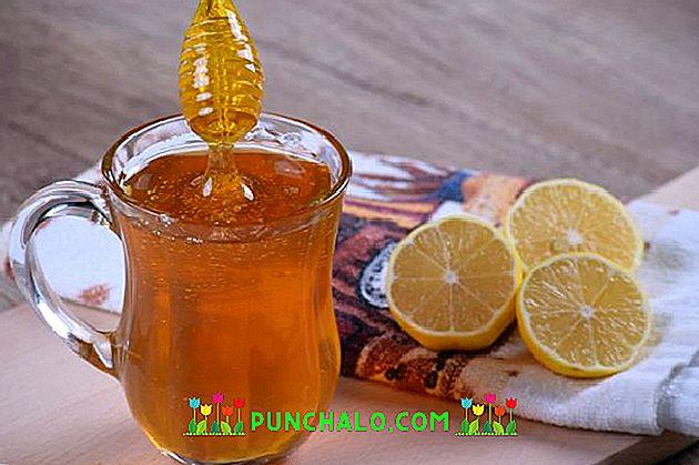 perdere peso con miele di cannella e limone