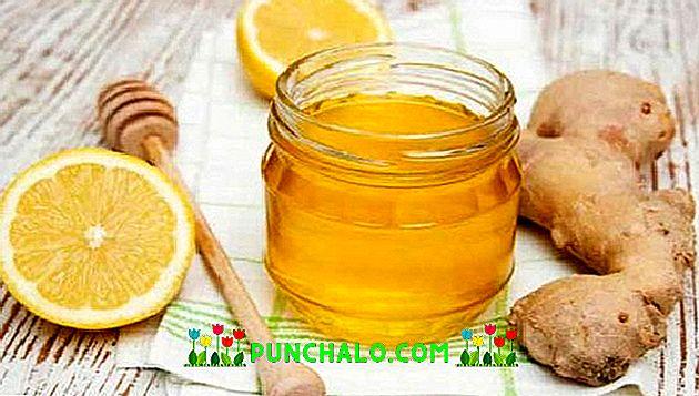 zenzero con limone e miele per perdere peso