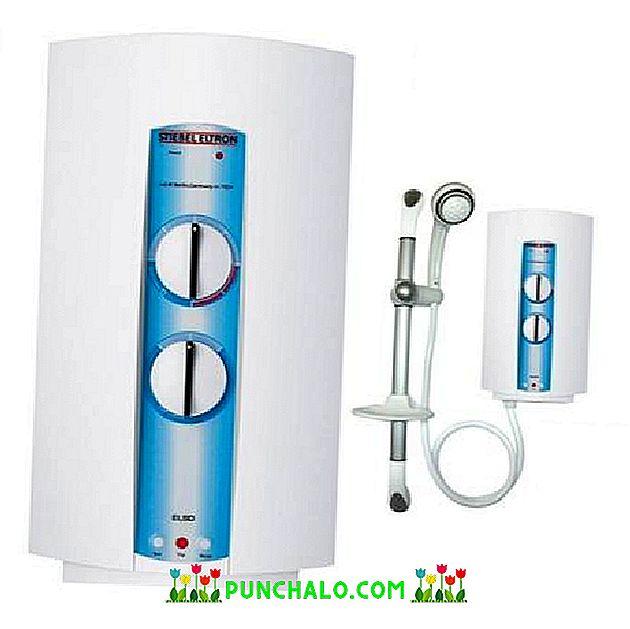 připojte 2 ohřívače vody spencer pratt historie