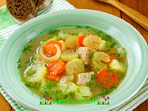 zuppa dimagrante da 7 chili