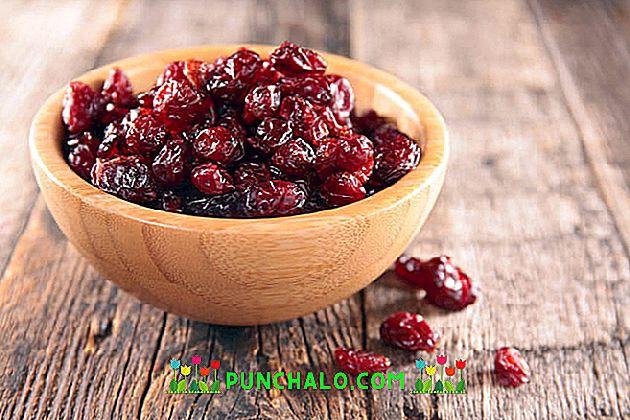 cranberries uscate bune pentru pierderea în greutate)