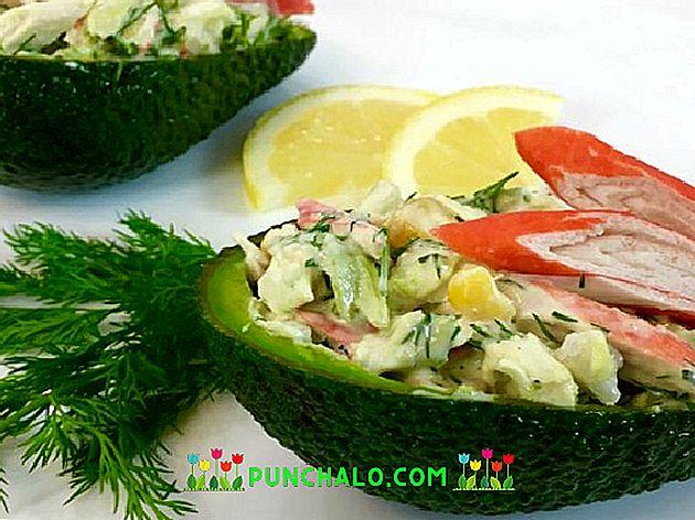 ricette di insalata di perdita di peso